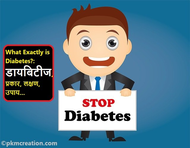 What Exactly is Diabetes?