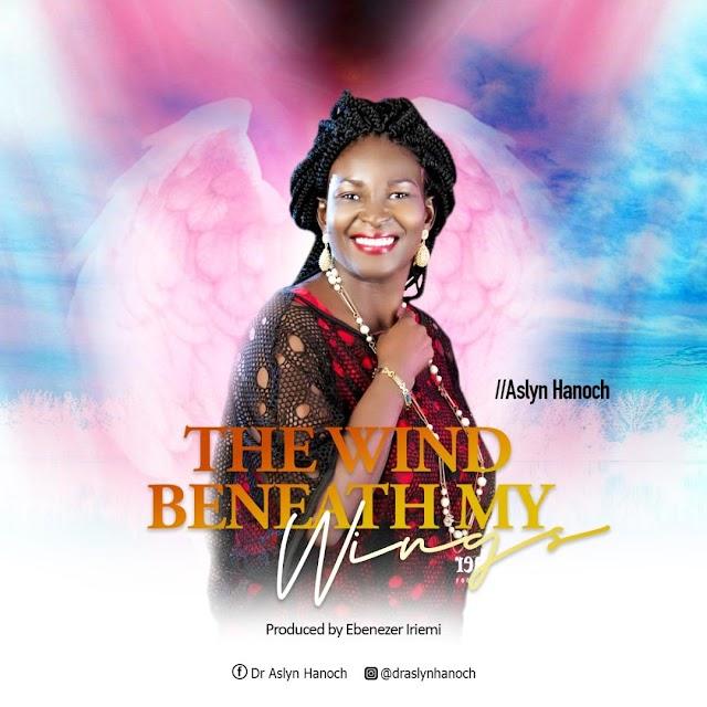 Aslyn Hanoch - The Wind Beneath My Wings