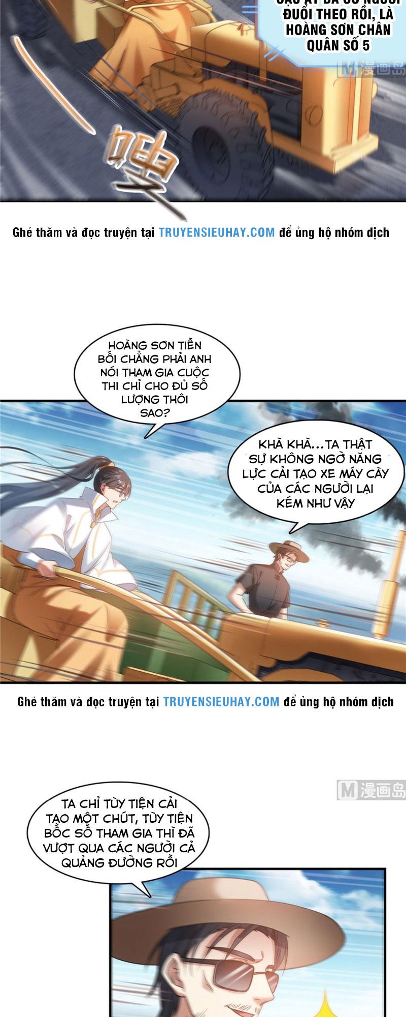 Tu Chân Nói Chuyện Phiếm Quần chap 254 - Trang 5