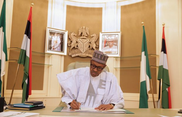 Read President Buhari's Full Easter Message To Nigerians