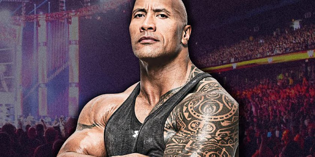 The Rock Announces His Return to SmackDown on FOX Premiere