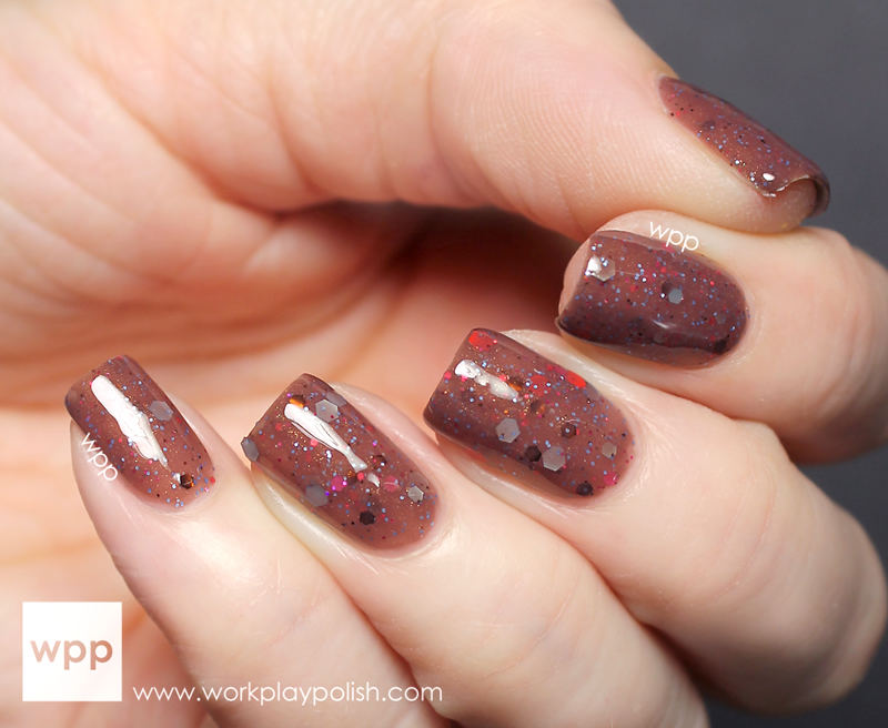 Vivid Lacquer Fairy Wasted