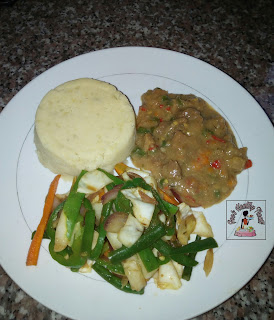 Beef Gravy and Mashed Potatoes Recipe