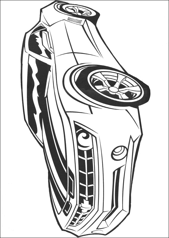 transformer coloring pages free - photo#35