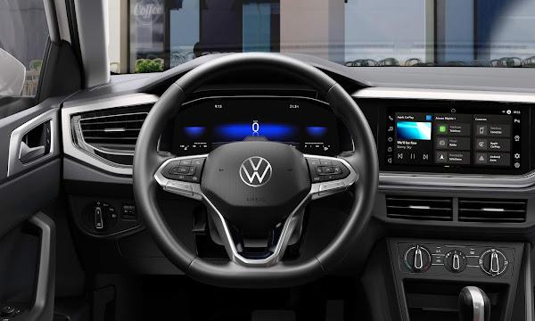 Volkswagen Nivus 2022 tem novidades: preços, fotos e detalhes