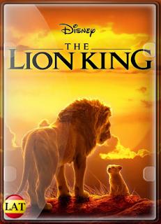 El Rey León (2019) DVDRIP LATINO