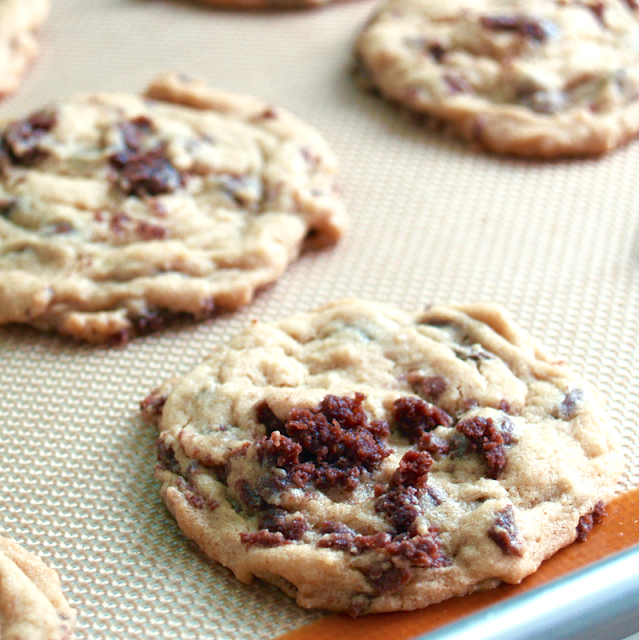 Hungry Hungry Highness: Brownie Chunk Chocolate Chip Cookies