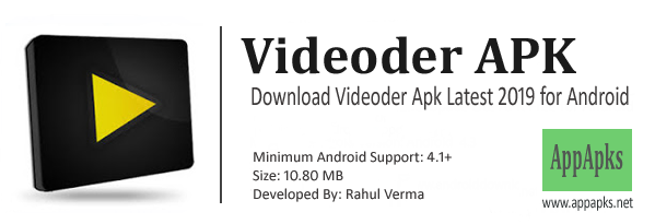 Videoder APK v14 2 (Latest Version) Free Download for