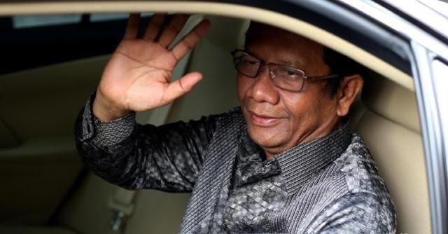 Mahfud Md Jelaskan Pernyataannya Soal 'Provinsi Garis Keras' yang Dimenangkan Prabowo