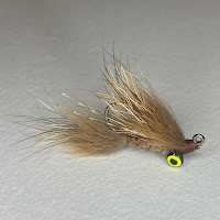 Foxy Clouser, Jigged Clouser, Jigged Foxy Clouser, Foxie Clouser, Texas Fly Fishing, Fly Fishing Texas, Texas Freshwater Fly Fishing, TFFF, Flies for Rios, Flies for Rio Grande Cichlids, Rio Grand Cichlids, year of the rio