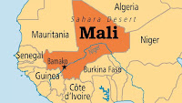 MINE EXPLOSION ON CIVILIAN VEHICLE IN CENTRAL MALI KILLS 26