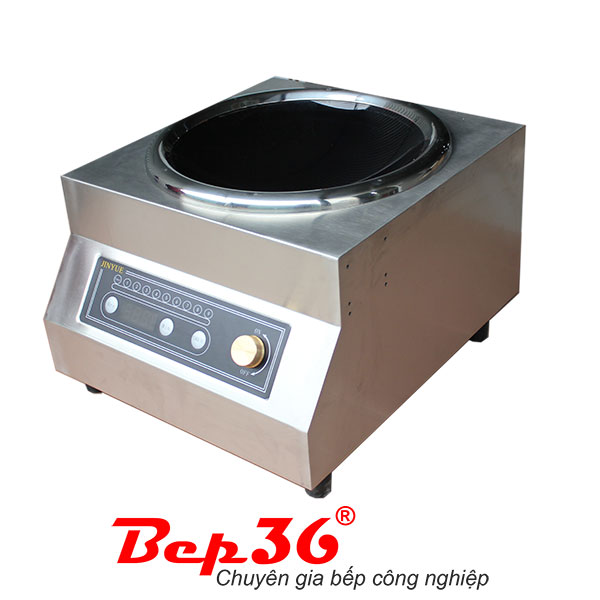 Bếp từ công nghiệp mặt lõm Model BTDL2017