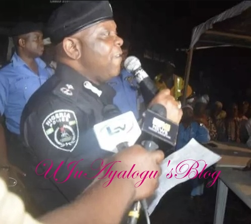 Edgar Imohimi: Meet new Lagos CP, the nemesis of Badoo, militants, kidnappers