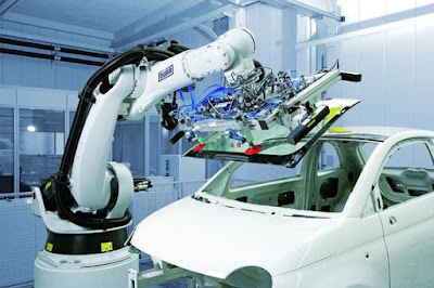Automatización y robots