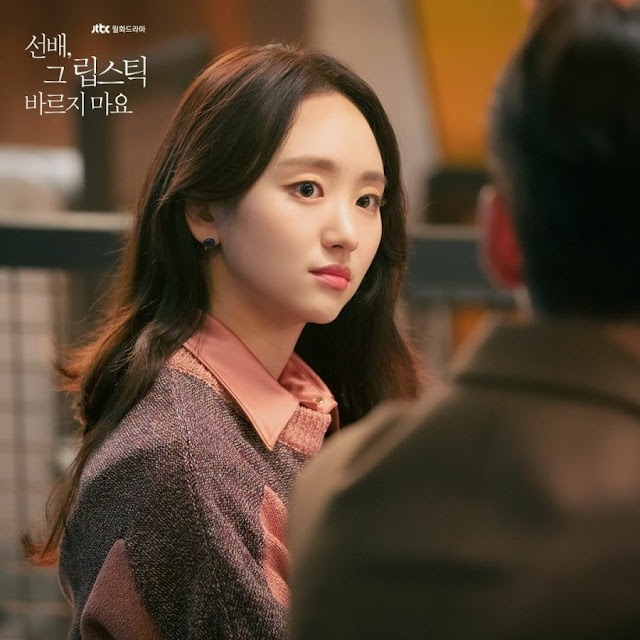Won Jin-A as Yoon Song-A : Drama Korea She Would Never Know