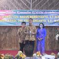 Dandim 0319 Mentawai Letkol Czi Bagus Mardyanto Pamit Pindah Tugas