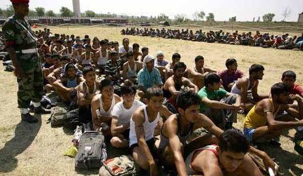 Kumarambheem Asifabad  Army Rally, Indian Army Rally, Open Bharti Rally