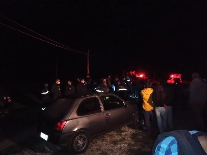 Fiscalização acaba com festa que reunia mais de 200 pessoas, em Bagé