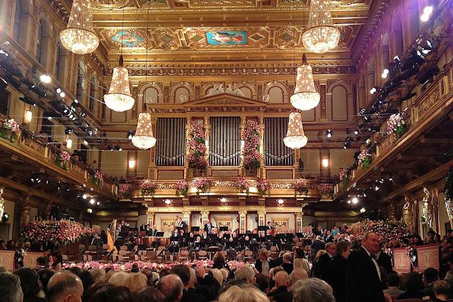 Concierto de Año Nuevo de Viena
