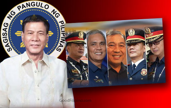 Former Ateneo professor questions Duterte's public revelation on 5 PNP Generals