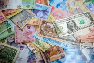 اسماء ومفردات العملات الاجنبية في اللغة الإنجليزية