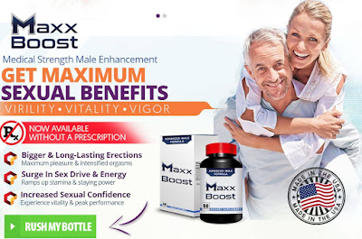 Maxx Boosted Male Enhancement