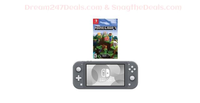 Nintendo Switch Lite BUNDLES