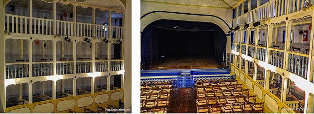 Casa de Ópera de Sabará, Minas Gerais (Teatro Municipal)