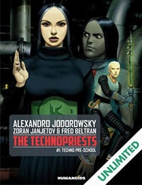The Technopriests (2015)