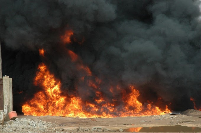 One dead as tanker explodes in Kano