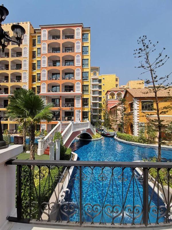 VR Global Property ขายห้องใหม่คอนโด Venetian Pattaya เวเนเชี่ยน คอนโด พัทยา