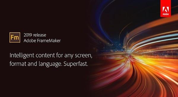Download Adobe FrameMaker 2019 - Công cụ biên soạn
