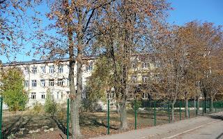 Межова. Школа № 1