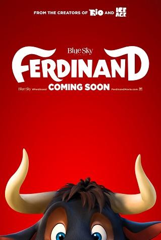 Ferdinand Phiêu Lưu Ký - Ferdinand (2017)