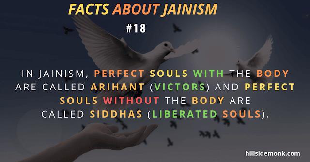 Arihant and sidhas Moksha Jainism
