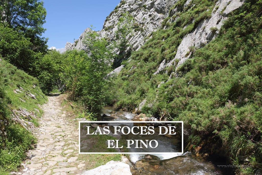 Ruta Foces de El Pino, Monumento Natural asturiano