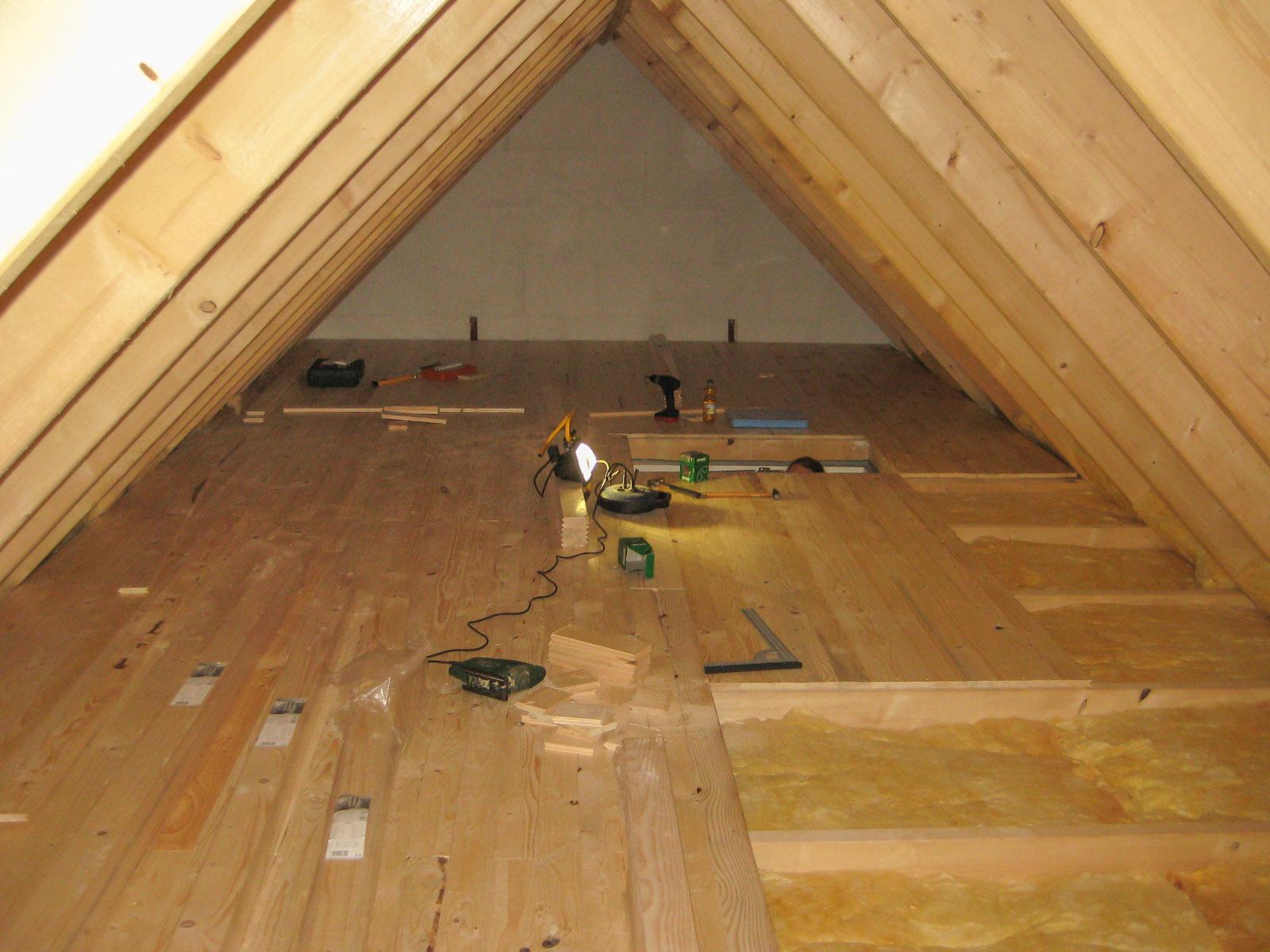Bungalow Dach Ausbauen Best Der Dachstuhl War In Der Ein Stauraum