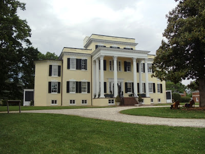 Oatlands Plantation in Leesburg Virginia