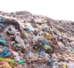 Fire in Meetotamulla garbage dump