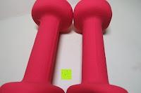 Griffe: Neopren-Hanteln »Peso« Kurzhanteln in verschiedenen Gewichts- und Farbvarianten ( 0,5kg, 0,75kg, 1kg, 1,5kg, 2kg, 3kg & 4kg )