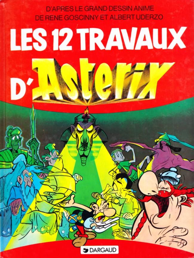 Les Douze Travaux dAsterix film 1976 AlloCiné