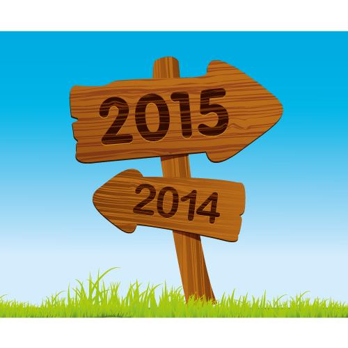 Adiós 2014 -Bienvenido 2014