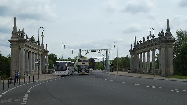 Glienicker Brücke Berlin Potsdam