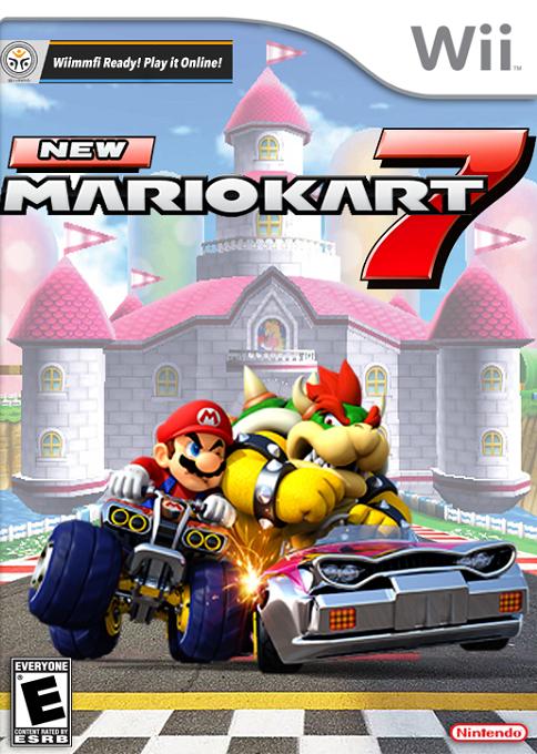 Mario kart 7 hacks
