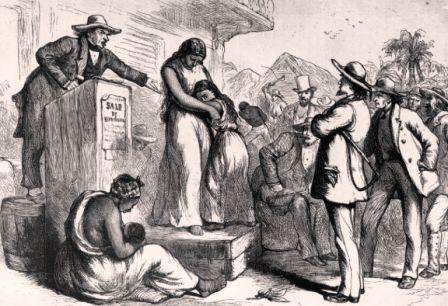Sejarah Kelam Tahun Baru di Hari Perbudakan Amerika
