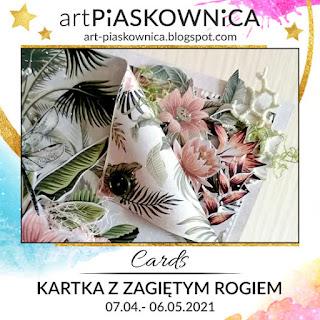 CARDS - kartka z zagiętym rogiem