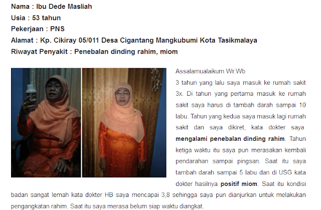 Cara Mengobati Miom Secara Alami - SEMBUH TOTAL TANPA ...