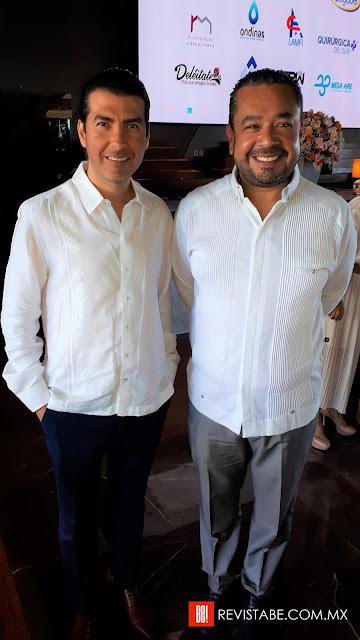 Iván Ferrat y Sergio León.
