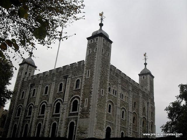 visitar la Torre de Londres, imprescindible