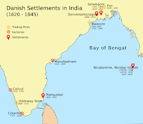 डेनिश भारत (Danish India)